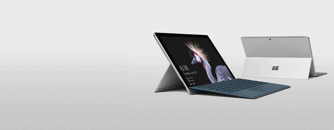 Surface Pro new