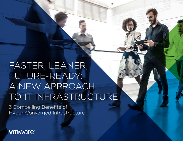 Vmware - Faster Leaner Future Download
