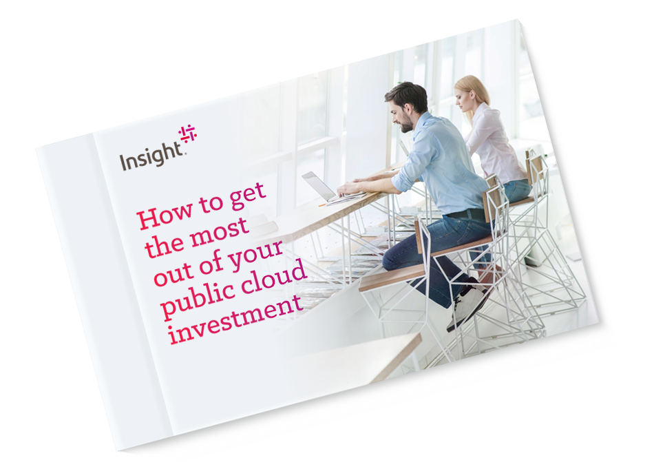 Insight -  Public cloud investment